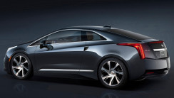 Automotive Luxury And Elegant Cars Cadillac ELR Picture Image Background