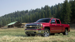 2014 Chevrolet Silverado Wallpaper HD Picture Photo Desktop