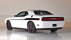2014 White Dodge Challenger RT Redline Automotiv Photo HD Wallpaper Desktop