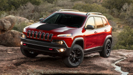 2014 Jeep Cherokee Picture HD Wallpaper For Your PC Dekstop