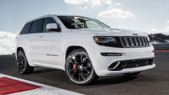 2014 Jeep Grand Cherokee SRT Track Drive Photo And Picture Sharing