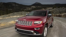 All New In 2014 Jeep Grand Cherokee Image Photos Pictures HD Wallpapers
