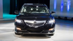 Awesome 2014 Acura RLX Looks Ahead Automotive Picture And Photo