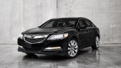 2014 Acura RLX Sport Hybrid Automotive HD Wallpaper Image Desktop