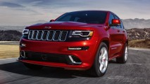2014 Red Jeep Grand Cherokee Photo Picture And HD Wallpaper