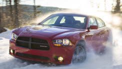 Awesome Dodge Charger The Plains Of Snow HD Wallpaper Picture Photo