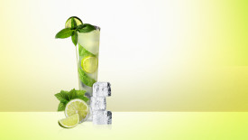 Mojito Cocktail From Cuba HD Wallpaper Picture Free Download