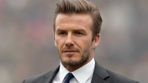 David Beckham Photo HD Wallpaper Widescreen For PC Desktop