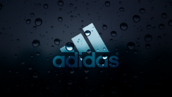 Awesome Adidas Logo Water HD Wallpaper Background Picture