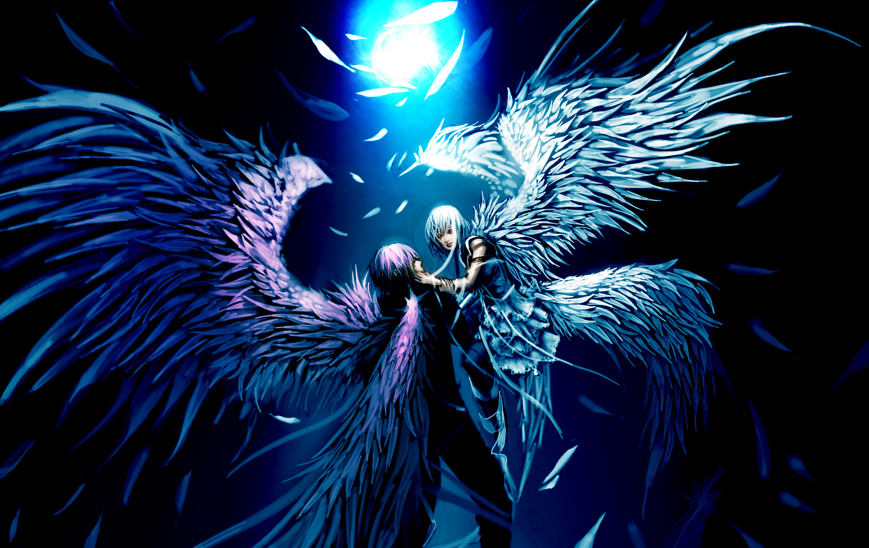 New Angels Full High Quality In HD Wallpaper Picture Image ...