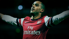 Theo Walcott Arsenal Player Photo Picture HD Wallpaper Gallery