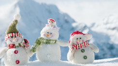 Fun HD Wallpaper Picture Snowman Christmas Ideas And Greetings