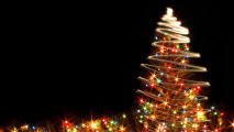 Best Desktop HD Wallpaper Background Of Christmas Lights