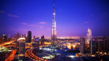 Dubai City Full High Quality In HD Wallpaper For PC Desktop