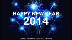 Happy New Year 2014 HD Wallpaper Image Background Picture Gallery