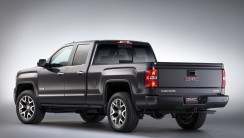 All New In 2014 GMC Sierra 1500 Side View Picture HD Wallpaper Widescreen