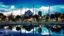 Beautiful Place Istanbul Picture HD Wallpaper For Your PC Desktop