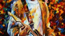 Amazing Kurt Cobain Original Art Picture Image HD Wallpaper