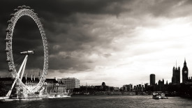 London Black And White HD Wallpaper Image Picture Photo