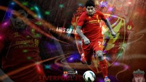 Luis Suarez Liverpool 2013 Wallpaper HD Widescreen For Your PC Desktop