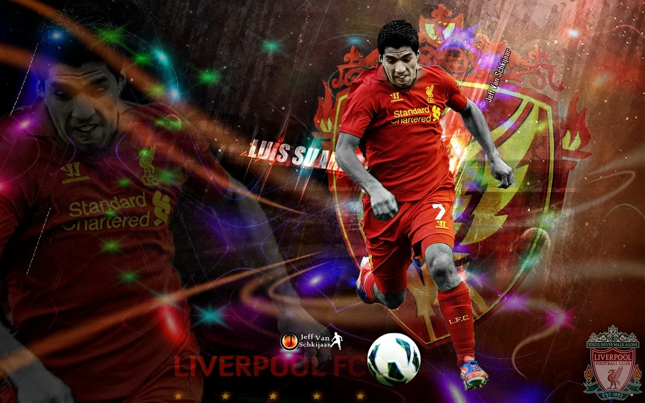 Luis suarez liverpool 2013 wallpaper hd widescreen for your pc desktop download - Suarez liverpool wallpaper ...
