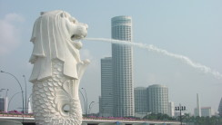 Awesome Merlion In Singapore View Photo Picture Free Download
