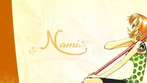 One Piece Nami Anime Manga Wallpapers Images Pictures Collection