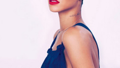 Rihanna With Short Hair Photoshoot Picture Background HD Wallpaper