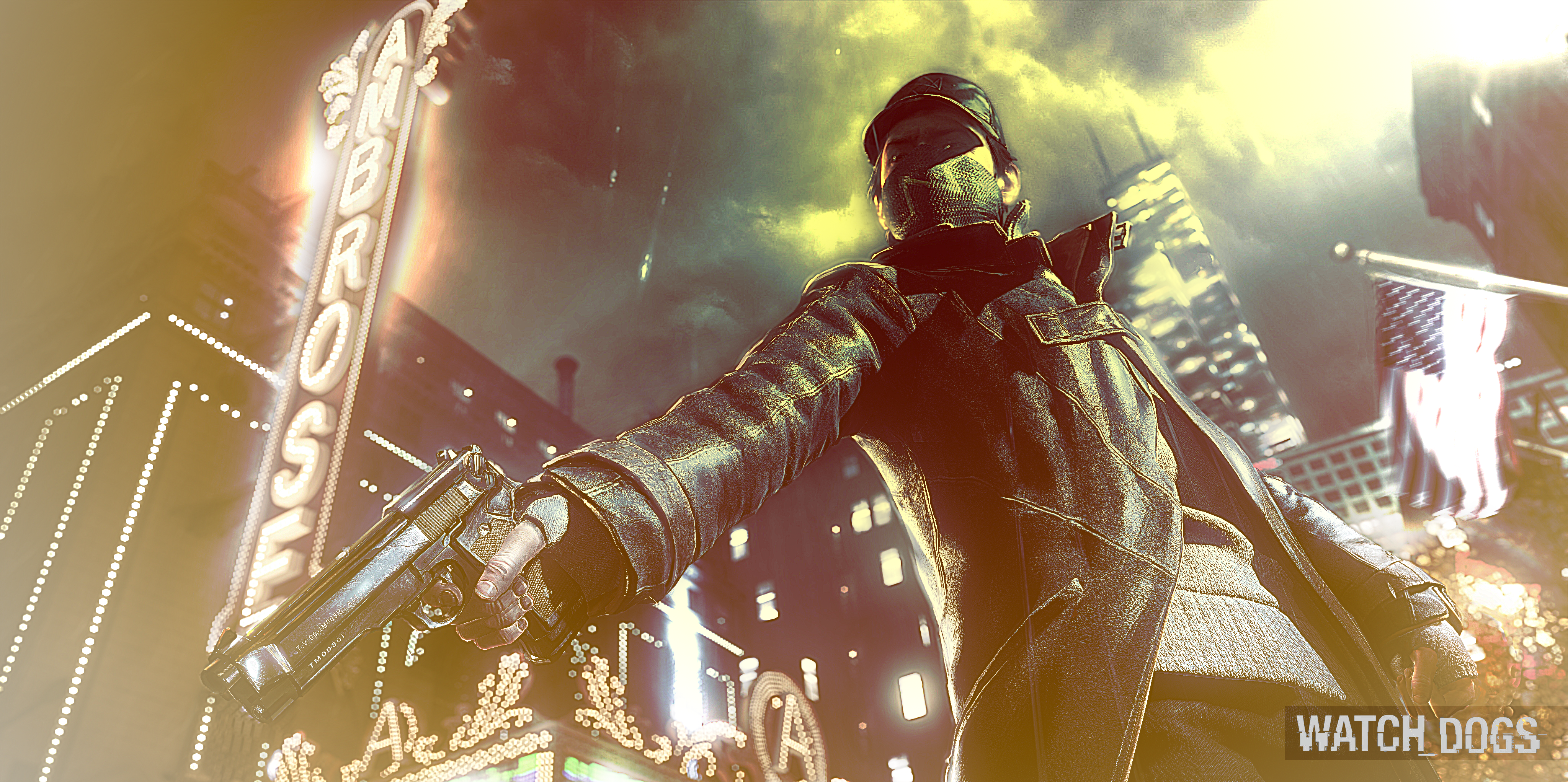 Watch Dogs High Resolution Games Hd Wallpaper For Mobile: Watch Dogs Games High Resolution In High Definition