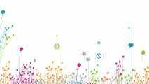 Abstract Colorful In White Background HD Wallpaper Picture For Desktop