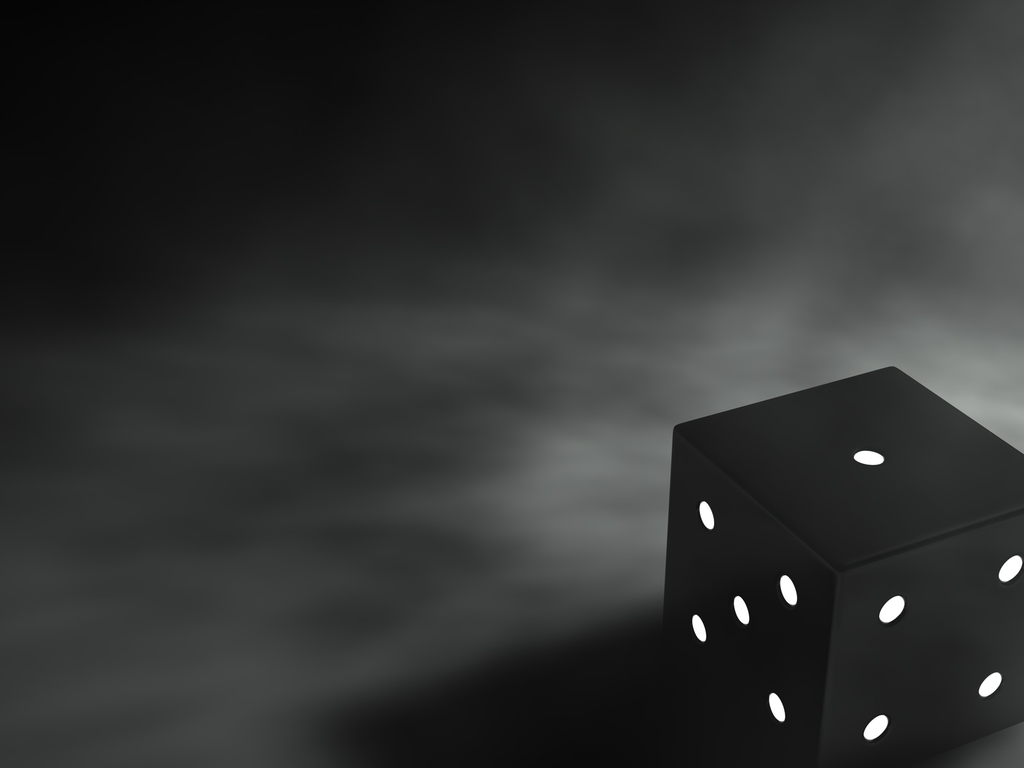Awesome Black Dice HD Wallpaper Widescreen For Your PC ...