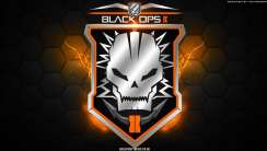 Call Of Duty Black Ops 2 Logo Image HD Wallpaper Background