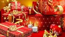Merry Christmas And Happy New Year 2014 Image Picture HD Wallpaper