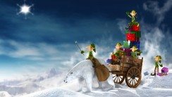 Free Download Christmas Wallpapers HD Widescreen For Your PC Desktop