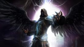 Amazing Dark Angel High Definition Wallpaper Picture Free Download