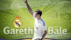 Gareth Bale Football Player Real Madrid HD Wallpaper Widescreen Picture