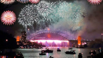 Happy New Year 2014 Wallpaper HD Widescreen For Your PC Computer