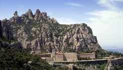 Awesome Barcelona City Nature Wallpaper HD Widescreen Desktop