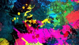 Beautiful Fantasy Colorful Art Abctract iPhone 5 HD Wallpapers
