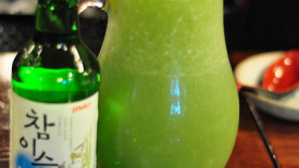 Famous And Traditional Alcoholic Beverages Soju In Korea Pictures