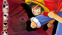 One Piece Captain Monkey D Luffy Wallpaper HD Widescree For Your PC Computer