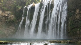 Amazing HuangGuoShu Waterfall Nature Photo And Picture Sharing