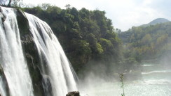 Beautiful Place To Visit Huangguoshu Waterfall China Photo Picture