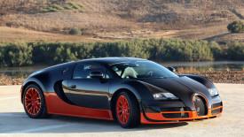 Bugatti Veyron 16.4 Super Sport Photo Picture Free Download