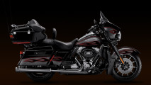 Harley Davidson CVO Ultra Classic Electra Glide Dark Picture Free
