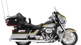 Harley Davidson CVO Ultra Classic Electra Glide HD Wallpaper Image
