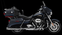 Harley Davidson CVO Ultra Classic Electra Glide HD Wallpaper Photo