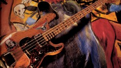 Awesome Old Fender Jazz Bass HD Wallpaper Photo Picture Desktop