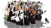 Bleach HD Wallpaper sPictures Images Gallery Free Download