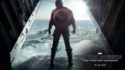Captain America Winter Soldier Widescreen HD Wallpaper For PC Desktop